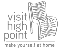 visit high point nc make yourself at home logo